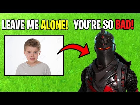 My Little Brother Got Bullied For Playing Fortnite...
