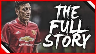 1026261070f Arsenal s Mesut Ozil gets stealth nutmeg from Shkodran Mustafi for ...