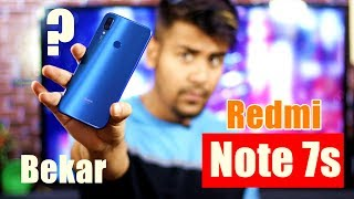 Redmi Note 7s - GIVEAWAY + REVIEW | Bekar Ya Achha ? |