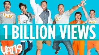 Thanks to YOU, 1 Billion Views!