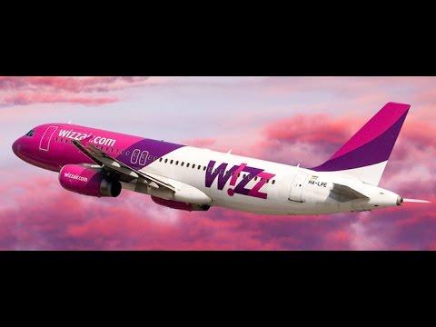 Online booking WizzAir tutorial