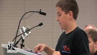 Wildwood Clean Air Act Public Hearing: Youth Advocate