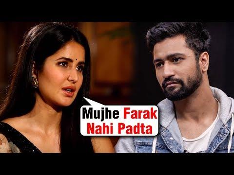 Katrina Kaif ANGRY REACTION On Dating Vicky Kaushal Mp3