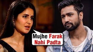 Katrina Kaif ANGRY REACTION On Dating Vicky Kaushal