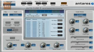 TUTORIAL::How to Use Auto-Tune with Mixcraft and Links (T-Pain Effect)