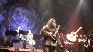 Haggard  - Origin Of A Crystal Soul(live at Ankara) HD