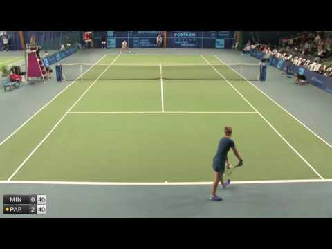 Minella Mandy v Parmentier Pauline - 2016 ITF Poitiers