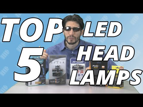 Top 5 Best LED Headlamps by Battery Junction