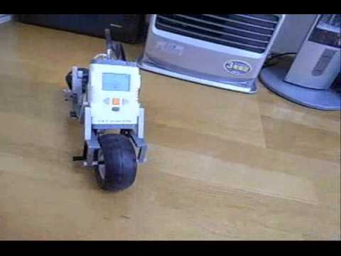 Lego mindstorms NXT Motorcycle 33 - YouTube