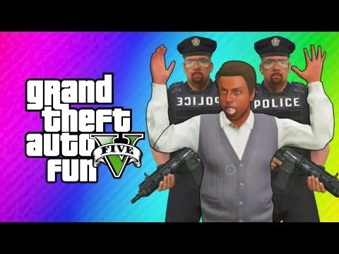 Thumbnail: GTA 5 Online - Robbing Spree! (GTA 5 Funny Moments, Skits, & Challenge)
