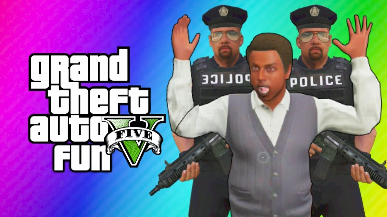 Gta 5 Online Robbing Spree Gta 5 Funny Moments Skits