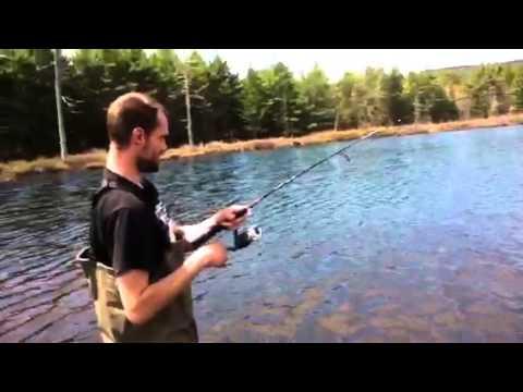 Fishing 2013 acadia national park youtube for Acadia national park fishing