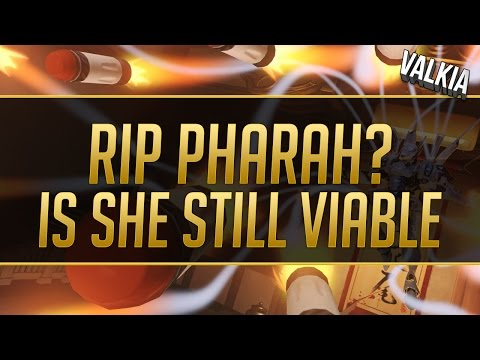 RIP Pharah? is she still viable - my thoughts