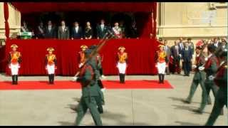 Guardia Civil celebra la festividad de Nuestra Señora del Pilar