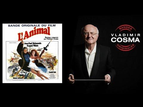 Vladimir Cosma feat LAM Philharmonic Orchestra - L'animal - Thème - BO Du Film L'animal