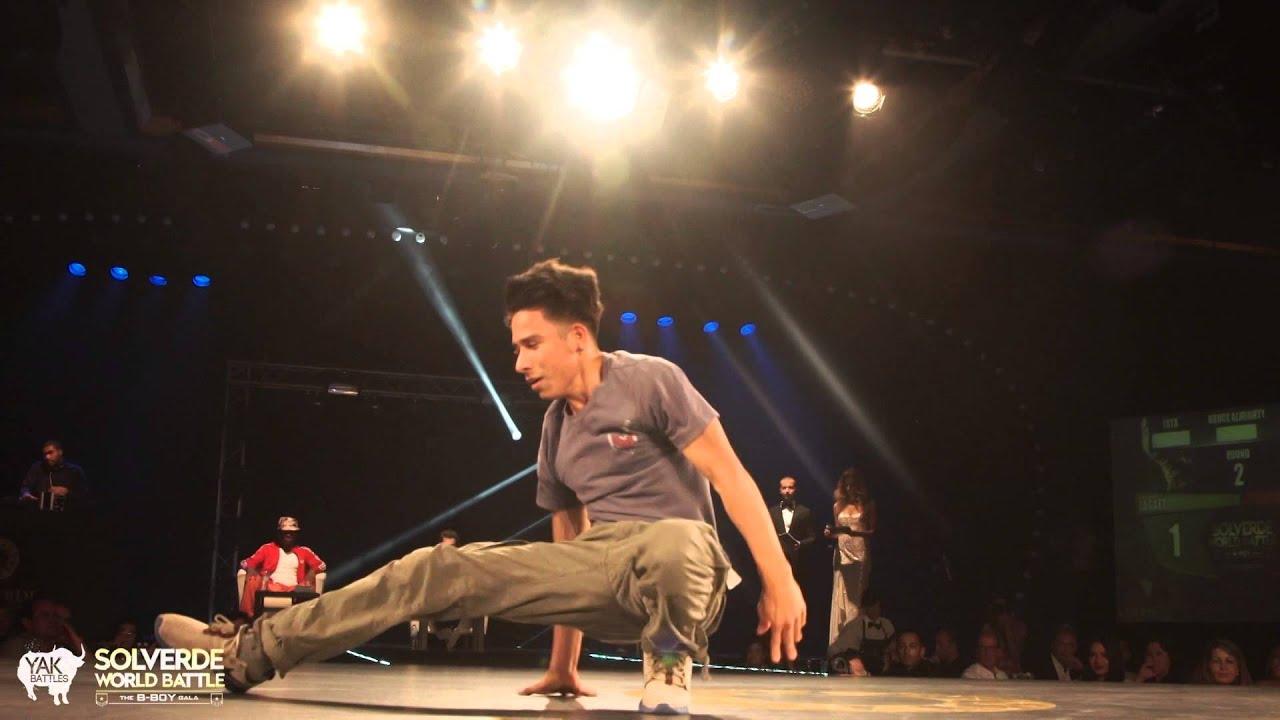 Vicious Vic Vs Lagaet The Bboy Gala Quarter Final Yak Battles