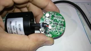 Энкодер LPD3806-400 имп/об из китая