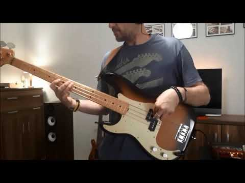 Jimi Tenor - Outta Space - bass cover