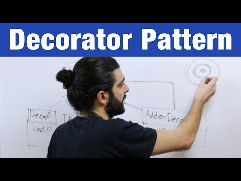 Decorator Pattern – Design Patterns (ep 3)