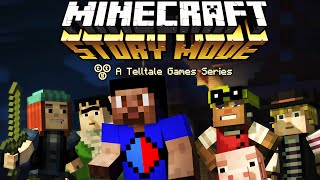 Minecraft: STORY MODE Episode 1 - The Order of the Stone (Minecraft Roleplay)