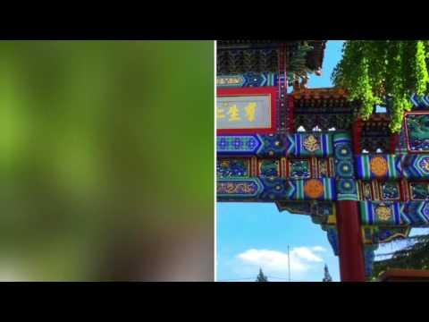 Visit Yonghe Lama Temple in Beijing