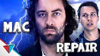 Mac Repair - Bored Ep 27   Viva La Dirt League (VLDL)