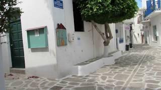 Paros - Walk around Parikia Town Centre - The Greek Islands - Greece 030
