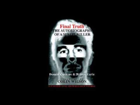 The Final Truth Autobiography of a serial killer
