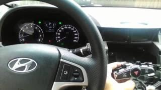 Комфортные поворотники с функцией 'спасибо' в Hyundai Solaris