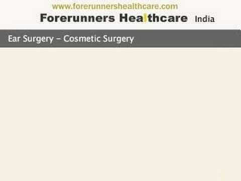 Get less cost ear surgery in India at Bangalore