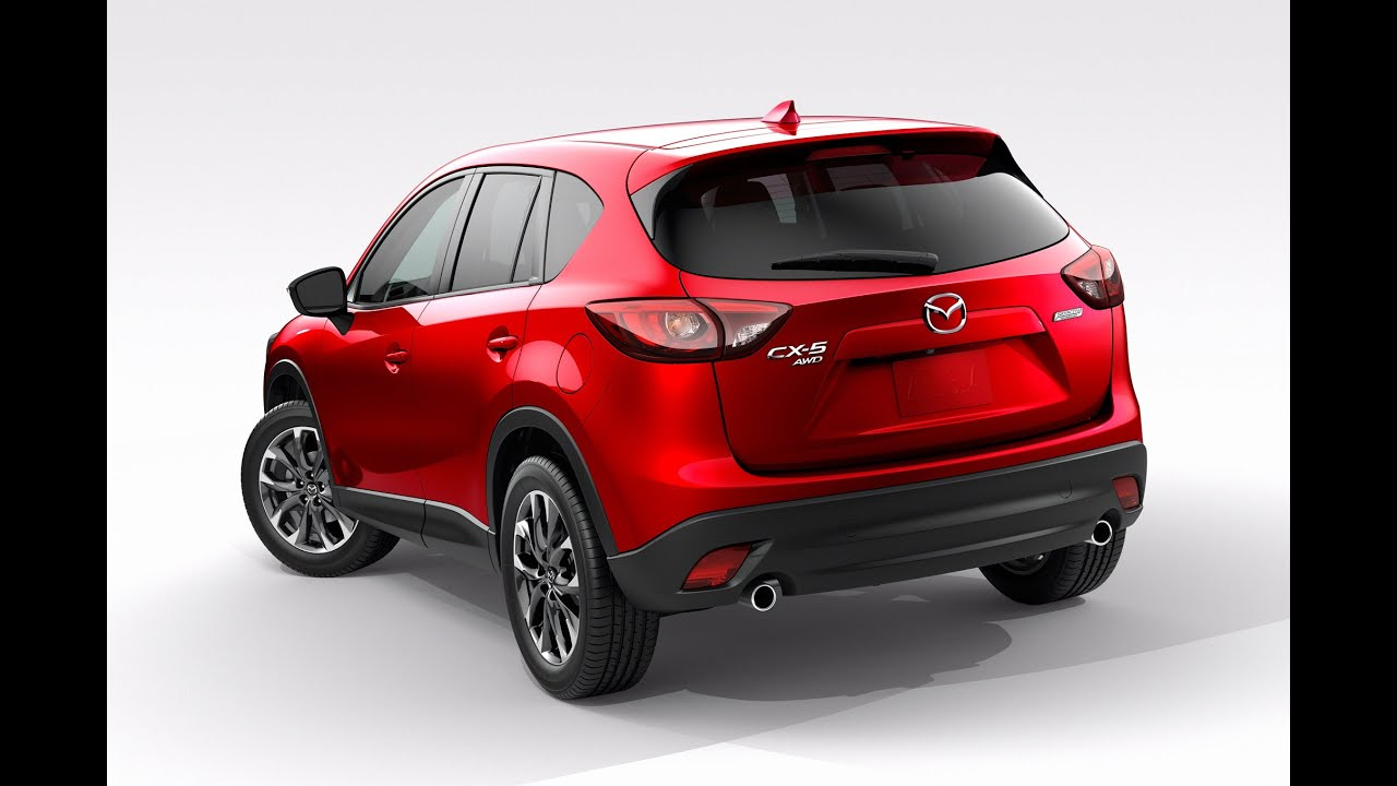 2016 Mazda CX-5 Stronger competition in the car crossover ...