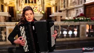 Johann Sebastian Bach Ciaccona in D Min, Saria Convertino