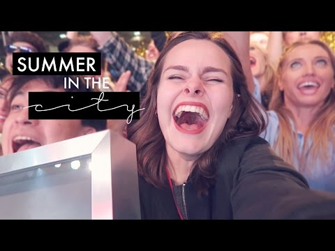 Summer In The City | Lucy Moon