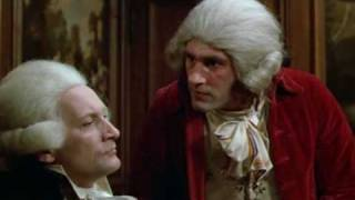 Danton, cena con Robespierre.avi