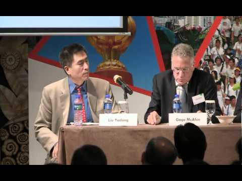"""Hong Kong's Future in a Changing Asia - """"Regional Economy and Trade"""" panel discussion"""