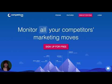 Competitors App 1 min. Demo