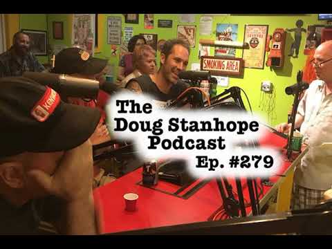 Doug Stanhope Podcast Ep.#279: Mishka Never Sees It Coming...