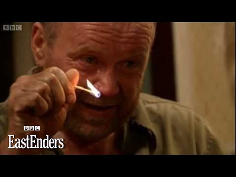 Fire at the Queen Vic part 1 - EastEnders - BBC
