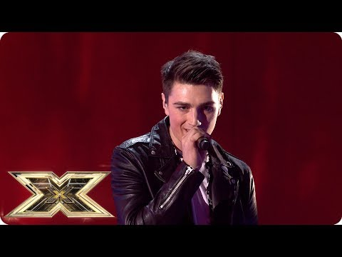Brendan performs 5SOS's Youngblood on Fright Night | Live Shows Week 3 | The X Factor UK 2018