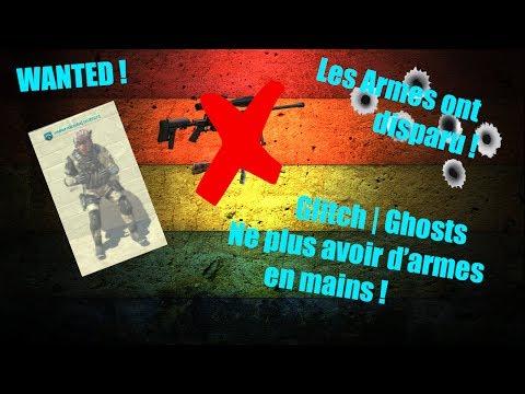 [EXCLU] GLITCH | GHOSTS | Ne plus avoir d'armes en mains ! poster