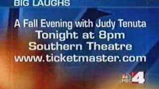 Judy Tenuta Does The Weather