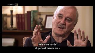 John Cleese about religion and humor