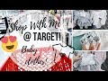 VLOG | TARGET CLOTHING HAUL 2018| SHOP WITH ME FOR BABY GIRL CLOTHES!