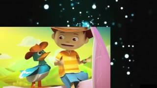 Zack and Quack S01E03 Pop Up Speedway   Pop Along Cowboy 720p WEBRip x264 AAC