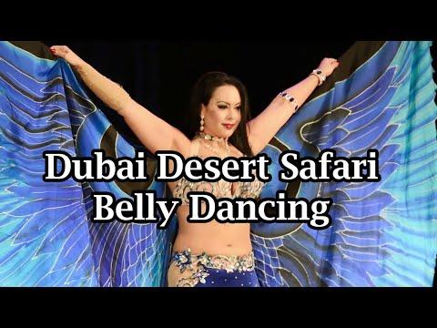 Belly Dance at Dubai desert safari