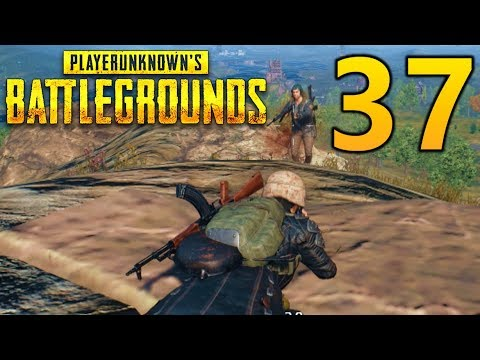 [37] Solo Round Skill Building! (PlayerUnknown's Battlegrounds Multiplayer)