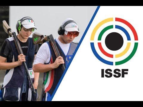 Trap Mixed Team Junior Final - 2018 ISSF Junior World Cup in Sydney (AUS)