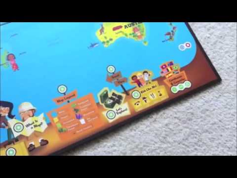 Tag interactive world map from leapfrog youtube tag interactive world map from leapfrog gumiabroncs Images