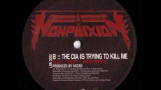 Non Phixion - The C.I.A Is Trying To Kill Me Instrumental