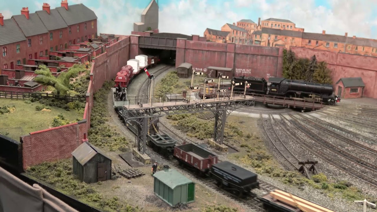 The National Festival of Railway Modelling – Peterborough 2017 Part 2